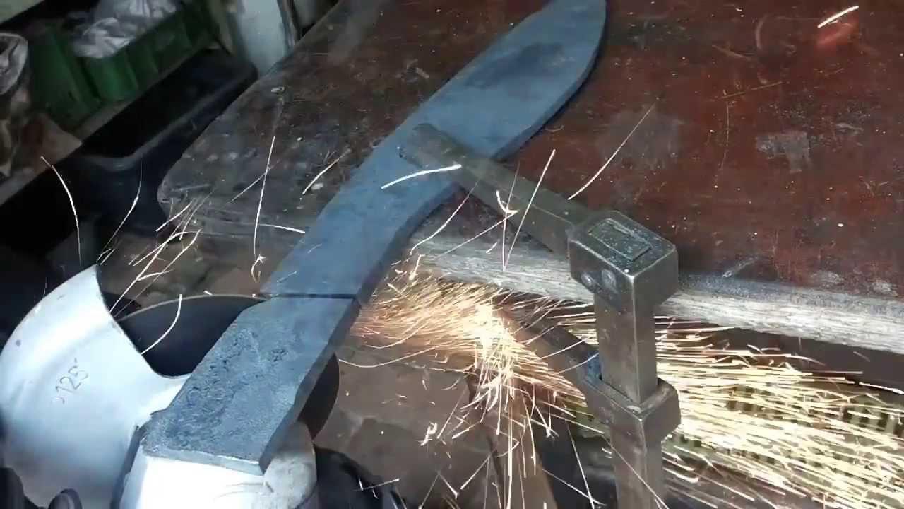 Nůž z ložiska