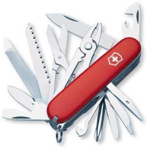 rybářský švýcarský nůž