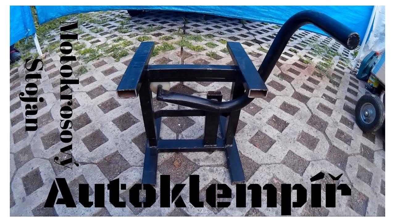 Motokrosový stojan