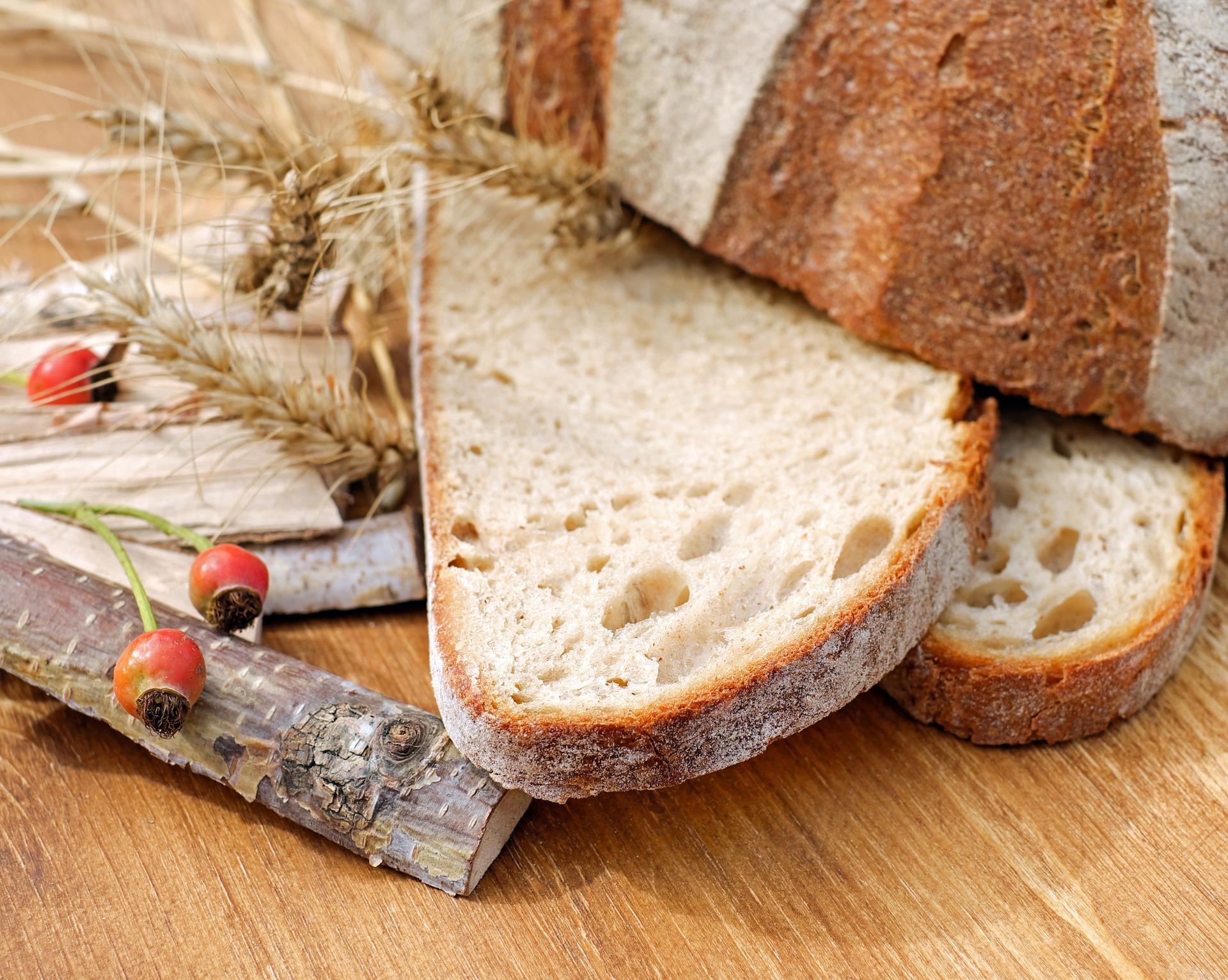 Kváskový chleba