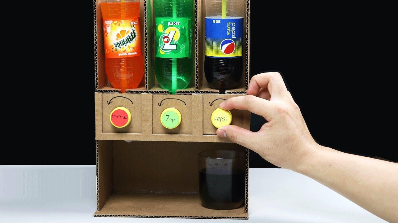 Zásobník Pepsi 7Up Mirinda