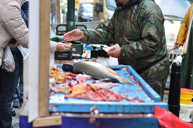 Příprava ryb