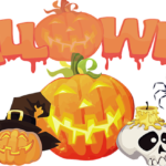 Dekorace na Halloween Party