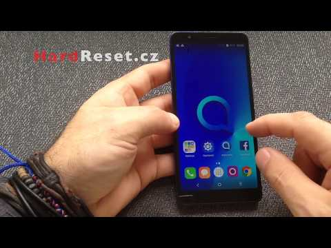 Hard Reset ALCATEL